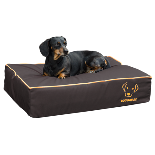 Bodyguard Royal Bed S Brown
