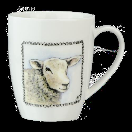 Boerenwinkel Koffiemok Schaap