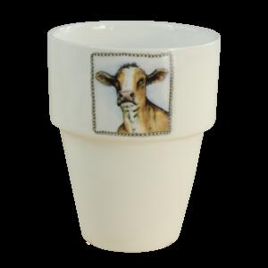 Boerenwinkel Melkbeker Koe