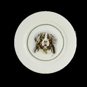 Boerenwinkel Ontbijtbord 21cm Hond