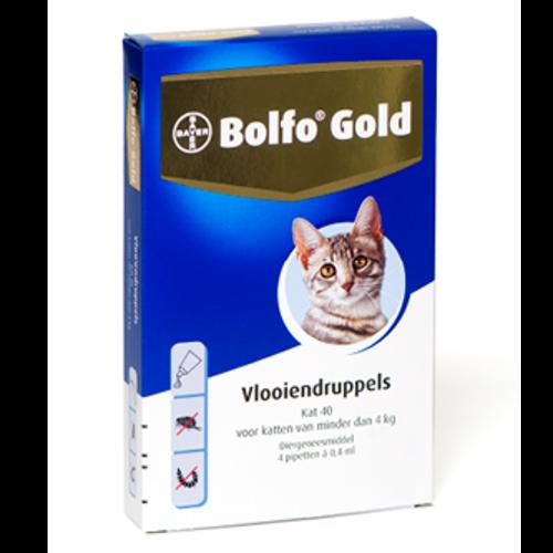 Bolfo Gold kat 40 - 4 pip