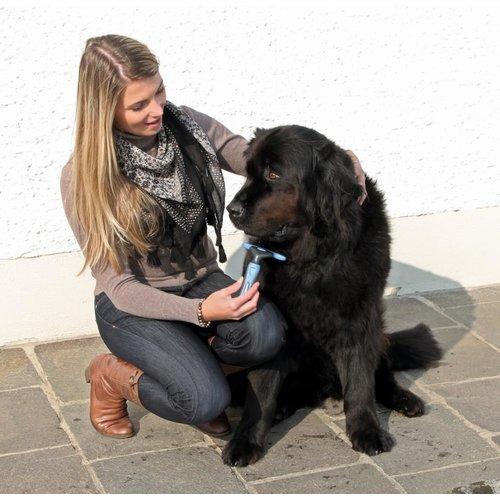 Holland Animal Care Borstelkam voor dood haar en anti-klit M
