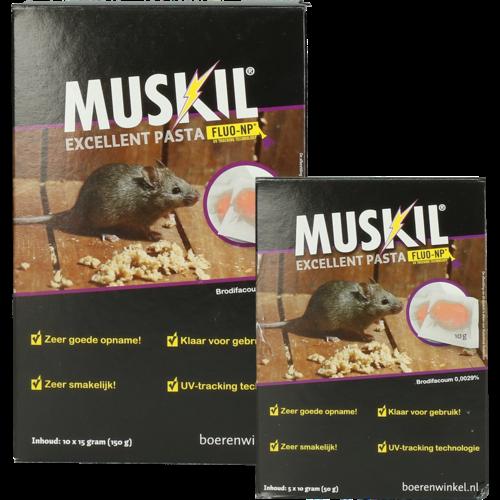 Muskil Excellent Pasta Muis (5x10g)