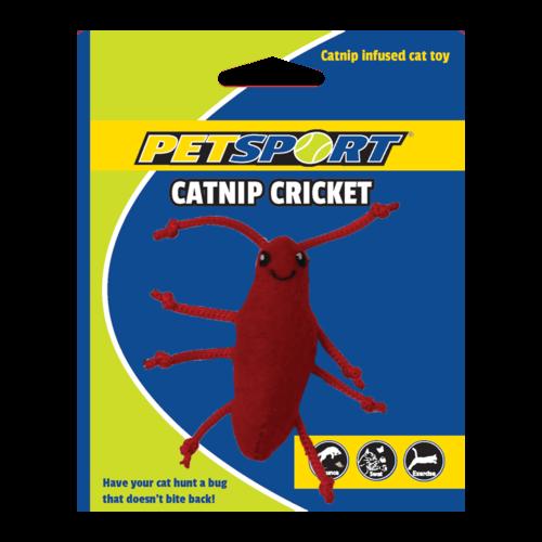 Petsport Catnip Cricket Rood