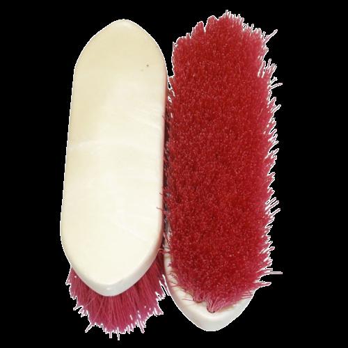 Paardenborstel kleur assorti 21 cm