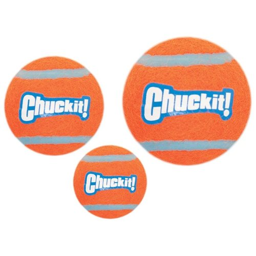 Chuckit Tennis Ball M 6 cm 4 Pack