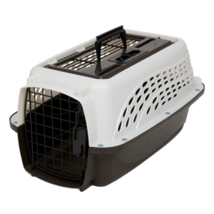 Petmate Petmate 2 Door Top Load Kennel XS White