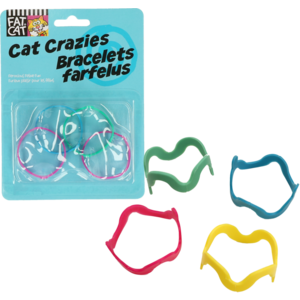 Petmate Petmate Doskocil Cat Crazies (multicolor) 4st