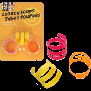 Petmate Petmate Doskocil Looney Loops (multicolor) 3st