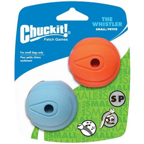 Chuckit Chuckit The Whistler S 5 cm 2 Pack