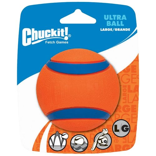 Chuckit Chuckit Ultra Ball L 7 cm 1 Pack