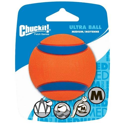 Chuckit Chuckit Ultra Ball M 6 cm 1 Pack