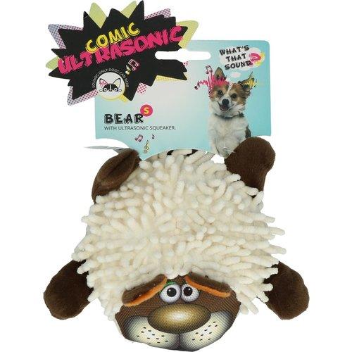 Comic Ultrasonic Bear Small