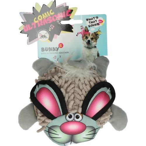 Comic Ultrasonic Bunny Small