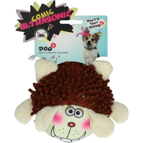 Comic Ultrasonic Dog Small