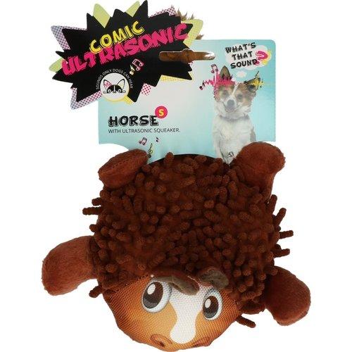 Comic Ultrasonic Horse Small
