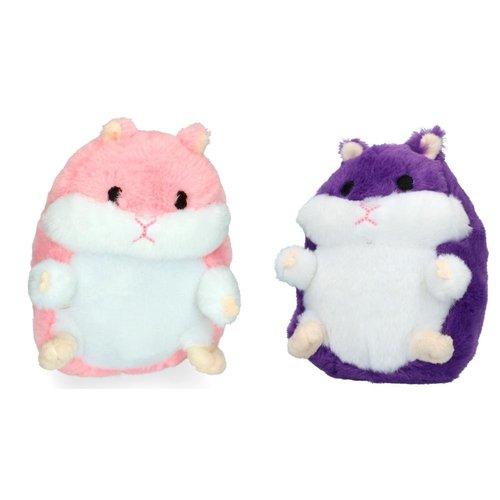 Petsport Big Fat Hamster Paars
