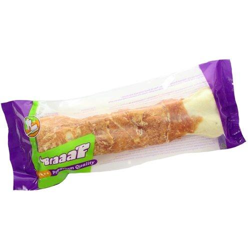 Braaaf Braaaf Pressed Chicken Bones 20 cm (1 pcs)