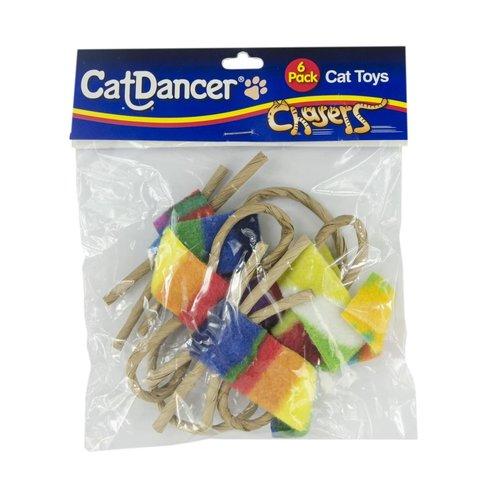 Cat Dancer Chaser 6-Pack