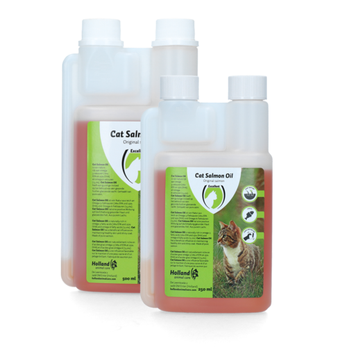 Holland Animal Care Cat Salmon Oil