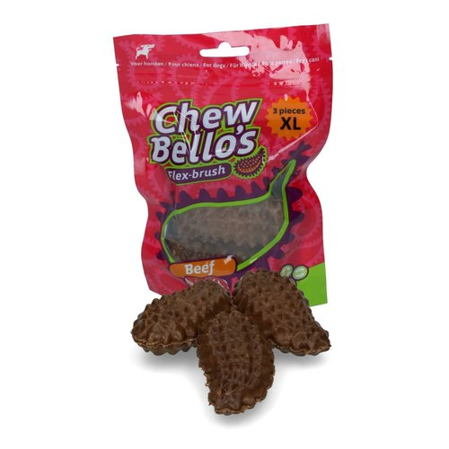 ChewBello's Biefstuk S-L (9 stuks)
