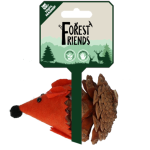 Forest Friends Forest Friends Mouse Orange
