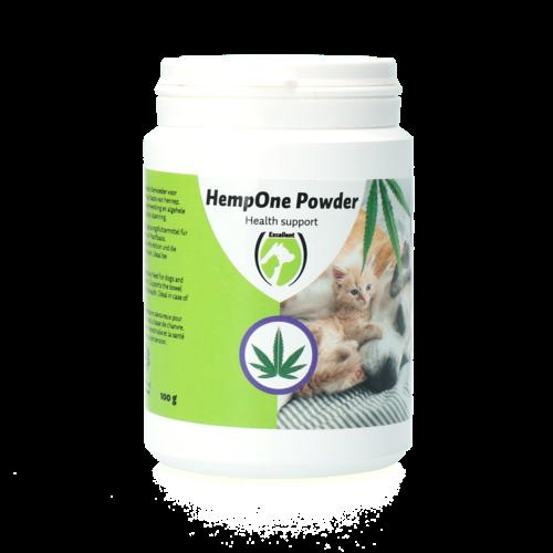 HempOne Powder Hond en Kat