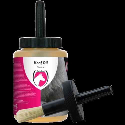 Holland Animal Care Hoof Oil Natural (met borstel)