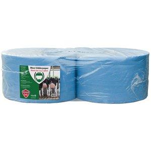 Maxi Uierpapier Large 21,7x36cm blauw