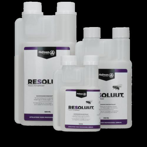 Resoluut Insectenspray