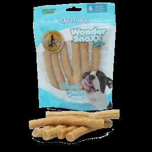 Healthy Chews Wonder Snaxx Stixx Pindakaas