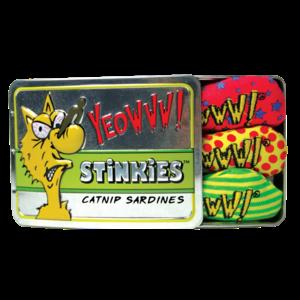 Yeowww Yeowww Tin of Stinkies (3 inside)