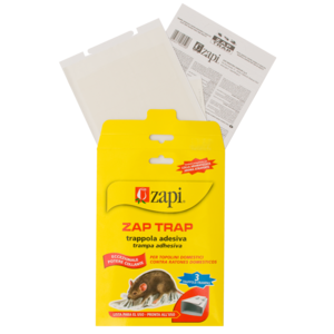 Zapi Zap Trap Glue for mice&insects 15x21cm