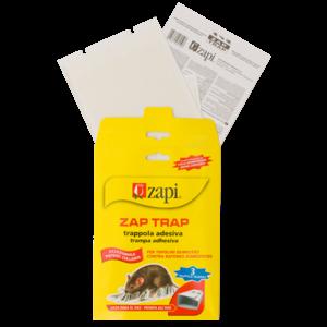 Zapi Zapi Zap Trap Glue for mice&insects 15x21cm