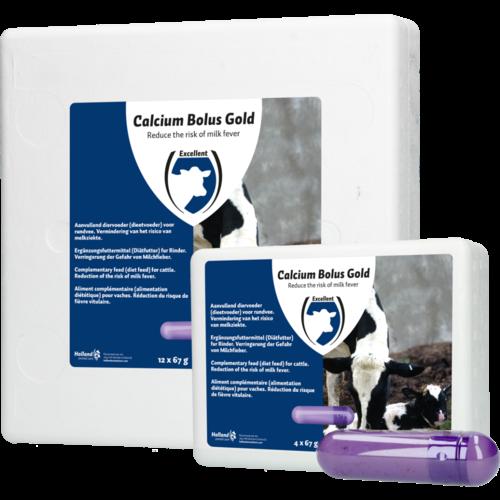 Holland Animal Care Calcium Bolus Gold