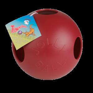 Jolly Pets  Jolly Teaser Ball 25 cm Rood