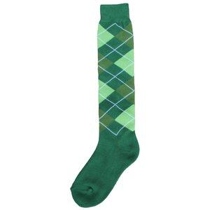 Kniekous RE d.groen/l.groen/groen 43-46