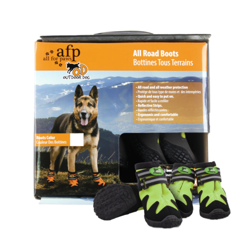 AFP All Road Boots Green XXL