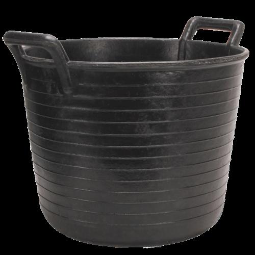 Voertrog rubber 33 l
