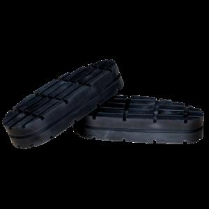Easy Hoof Block rubber