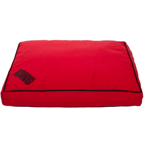 KONG Rectangle Beds Large, Rood