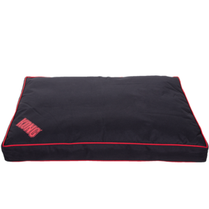 KONG Rectangle Beds Medium, Zwart