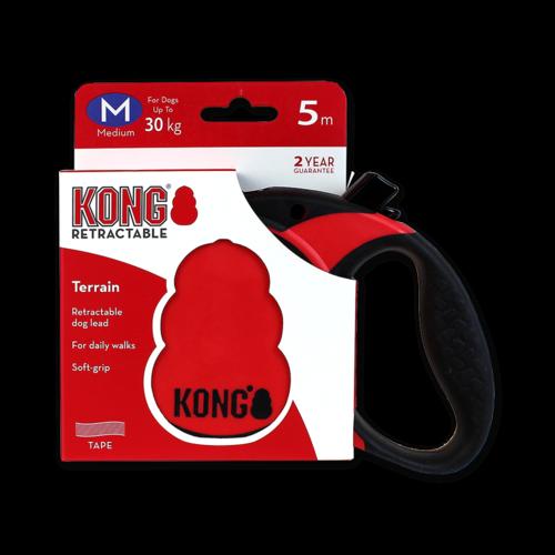 KONG Rollijn Terrain Red M (5m/30kg)