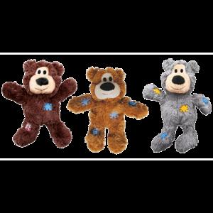 KONG KONG WildKnots Bears XS Multicolor
