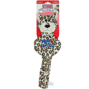 KONG KONG Wubba No Stuff Cheetah Lg EU