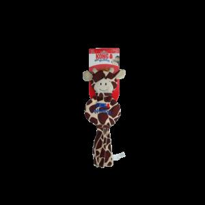 KONG KONG Wubba No Stuff Giraffe Lg EU