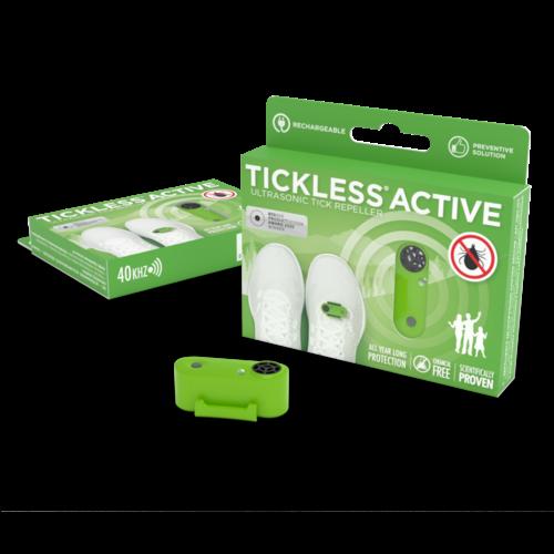 Tickless Tickless Human Active Groen oplaadbaar