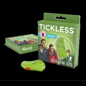 Tickless Tickless Human Groen tot 12 maanden bescherming