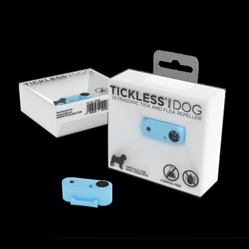 Tickless Tickless Mini Dog Blauw oplaadbaar
