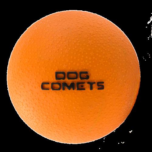 Dog Comets Dog Comets Ball Stardust Zwart/Oranje S